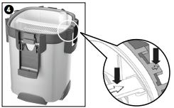 фильтр для аквариума tetra инструкция