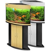 угловой аквариум дизайн