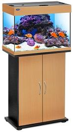 аквариум имеет форму прямоугольного параллелепипеда