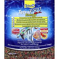 Tetra PRO Energy 12 г - корм для рыб