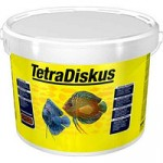 Корм для аквариумных рыбок Tetra Diskus (гранулы) 10 л.