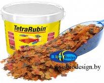 TetraRubin корм хлопья для окраса рыб