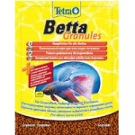 Корм для рыб петушков Tetra Betta Granules (гранулы) 5 г