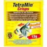 Основной корм для всех видов декоративных рыб TetraMin Сrisps 12 г
