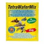 Корм для донных рыб и раков Tetra Wafer Mix (таблетки) 15 г