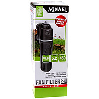 Aquael Filter FAN 2 Plus - внутренний фильтр 450 л/ч до 150 л