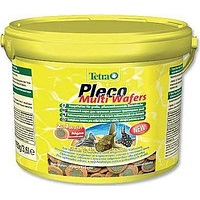 Tetra Pleco Multi Wafers корм для травоядных сомов