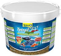 Tetra Pro Algae Корм со спирулиной для всех видов рыб, 10 л