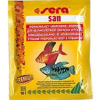 корм для рыб sera