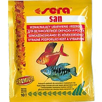 SERA San корм для улучшения окраски