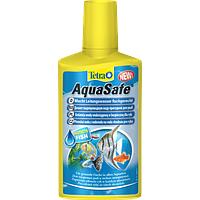 Tetra AquaSafe 50 мл - средство для нейтрализации вредных веществ в воде