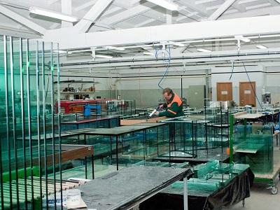 производство аквариумов биодизайн