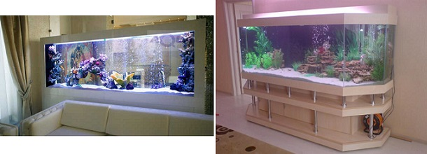 аквариум под заказ