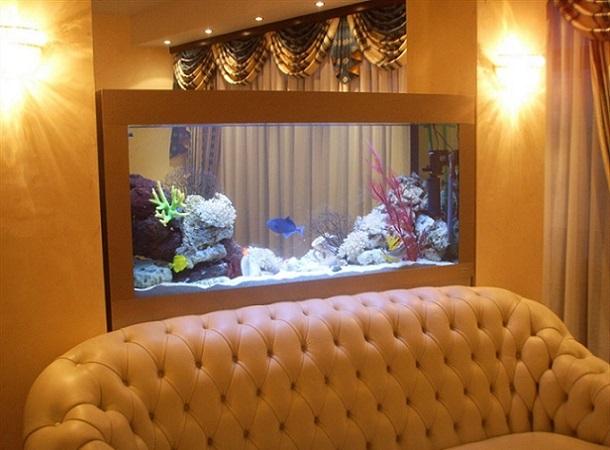 аквариумы на заказ в минске
