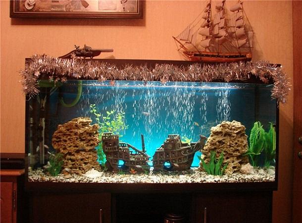аквариумы под заказ в минске