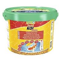 Tetra Pond KOI Sticks 10 л - корм для карпов Кои купить