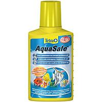 Tetra AquaSafe 100 мл средство для создания естественных условий для рыб