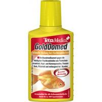 Tetra GoldOomed лекарство для золотых и других холодноводных декоративных рыб 100 мл