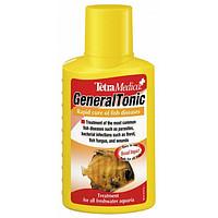 Средства для аквариума: TetraMedica General Tonic препарат для лечения пресноводных рыб 100 мл