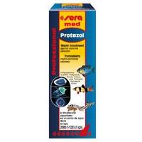 Купить лекарство для рыб (sera med Professional Protazol), 25 мл