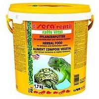 Sera raffy Vital – корм для сухопутных черепах и других растительноядных рептилий, 10 л