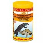 Sera Raffy I 130g — смесь сублимированных кормов для плотоядных рептилий