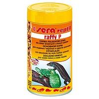 Sera Raffy P 100 мл 18g корм для ежедневного кормления водных черепах
