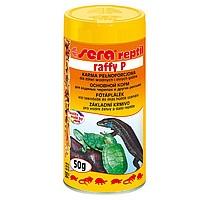 Sera Raffy P 50g корм для водных черепах
