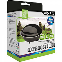 Компрессор AQUAEL OXYBOOST 100 Plus до 100 л