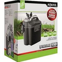 Внешний фильтр аквариумный акваэль AQUAEL UNIMAX 150