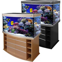аквариум панорамный купить