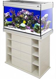 Altum 135 аквариум беленый дуб