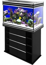 Altum 135 аквариум черный