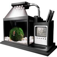 Аквариум органайзер AquaMe 1 л черный