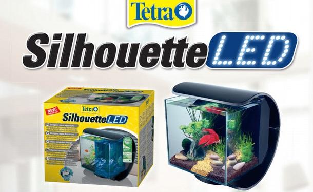 купить Аквариум Tetra Silhouette LED Tank
