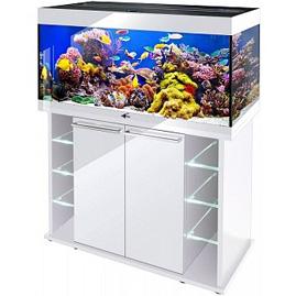 аквариумы биодизайн суперглянец с тумбой