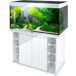 Аквариум Биодизайн Crystal 310 белый суперглянец