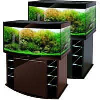 аквариумы биодизайн суперглянец панорамный