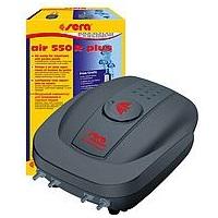 Воздушный компрессор Sera air 550 R plus купить