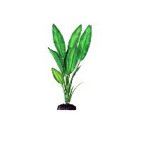 Искусственное шелковое растение Эхинодорус Блейхери в аквариум