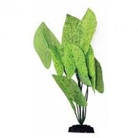 Искусственное шелковое растение Нимфея для декорирования аквариума.
