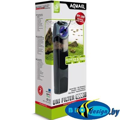 AquaEl Unifilter 1000 UV - внутренний фильтр для аквариумов до 350 литров
