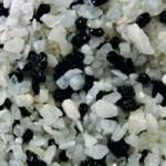 Мрамор Черно-белый (2-5 мм)