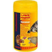 Sera Reptil Professional Carnivor 100 мл корм для черепах