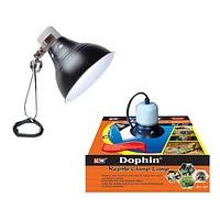 Лампа для рептилий с зажимом DOPHIN RL-101