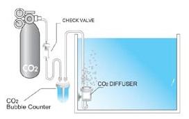 CO2 Bubble Counter - CO2 Пузырьковый счетчик (I-569)