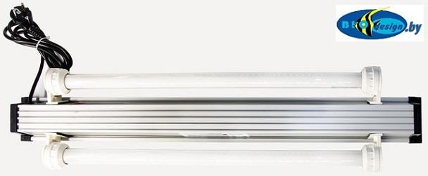 Светильник T8, 100 см для РИФ 200/250, АТОЛЛ 1000, ПАНОРАМА 180/240, ДИАРАМА 400(L)