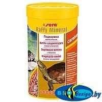 Sera Raffy Mineral 55 г минеральная добавка для черепах