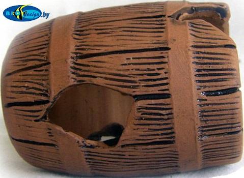 Бочонок, длина 10-15 см, диаметр 6 см