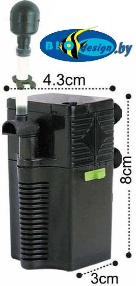 Dophin KF-150 (KW) внутренний фильтр для аквариума купить